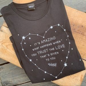 Black Graphic T-shirt/ Disney/A Wrinkle in time